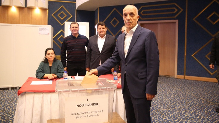 Atalay yeniden Türk-İş Genel Başkanı seçildi