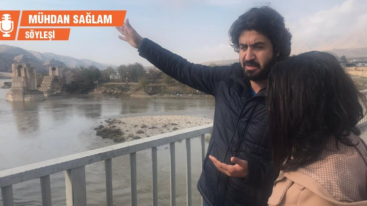 'Hasankeyf'e baraj, Topkapı'yı AVM yapmaktır'