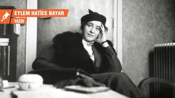 Eichmann Davası'nda Hannah Arendt