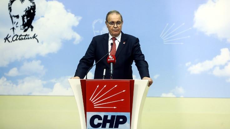 CHP: Kimse OHAL'i aklından geçirmesin