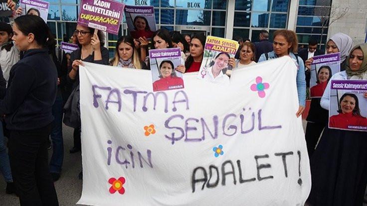 Kadın cinayetinde indirim: Fatma Şengül'ün katilinin cezası müebbetten 18 yıla düşürüldü