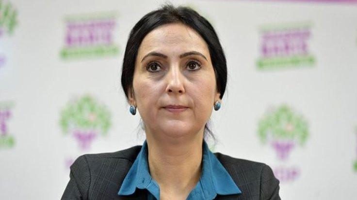 Yüksekdağ: HDP'ye siyasi soykırım yapılıyor