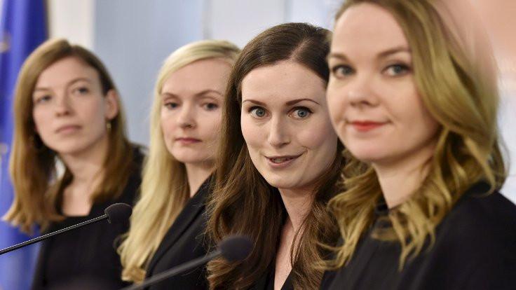 En genç başbakan, 12 kadın bakanla çalışacak