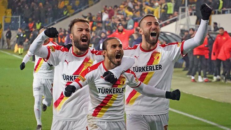 Göztepe, Başkent'ten 3 puanla dönüyor