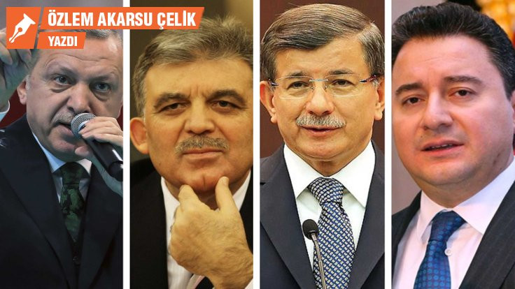 Gül, Davutoğlu ve Babacan'ı vazgeçirme ziyaretleri!