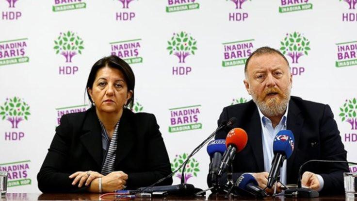 HDP: Taybet Ana'yı unutmayacağız