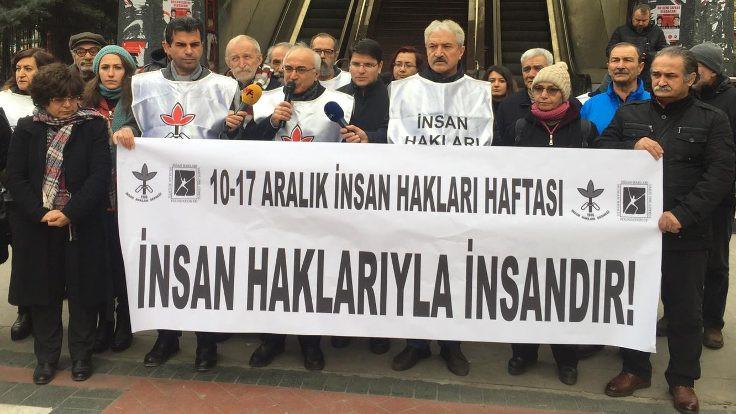 Türkdoğan: İşkence ve kötü muamele uygulamaları sona ersin