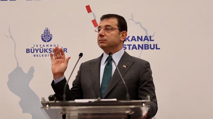 'Kanal İstanbul, İstanbul'u katletmek demek'