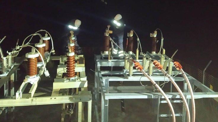 Marmara Adası'na elektrik verilemiyor