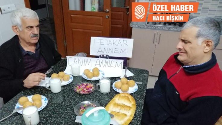HDP yöneticisi annesi tutuklandı, engelli oğlu onu arıyor