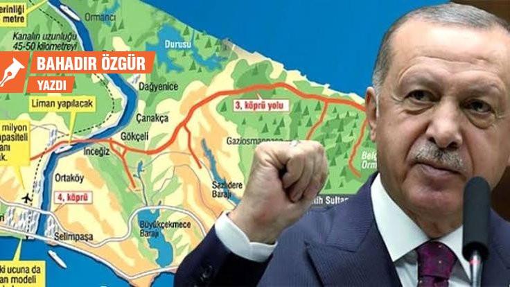 Selametköy'den Erdoğan City'ye parsel davası