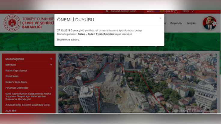 Kanal İstanbul itirazları taşınan binaya değil