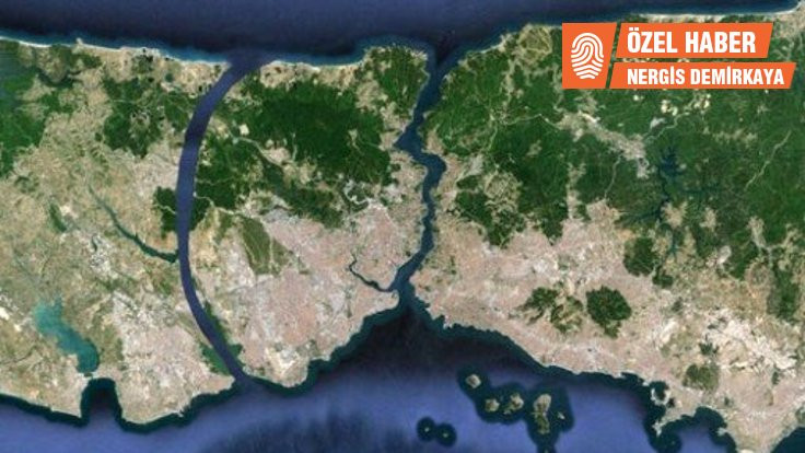 Kanal İstanbul'a D-100 karayolu savunması