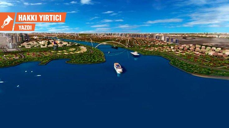 Kanal İstanbul, ismi var cismi yok