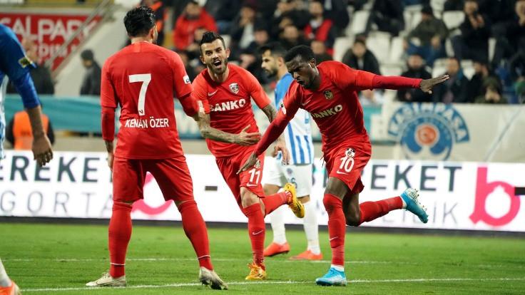 7 gollü maçta kazanan Gaziantep FK