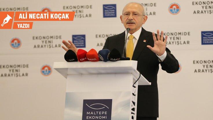 Kılıçdaroğlu 'siyasetin finansmanı' demişken…