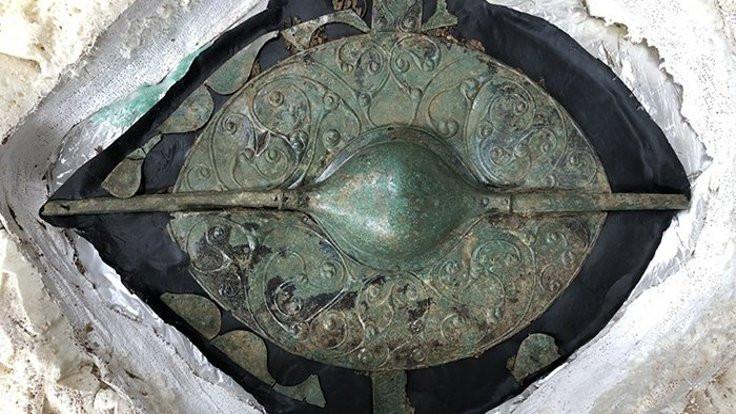 2 bin 200 yıllık Kelt kalkanı bulundu