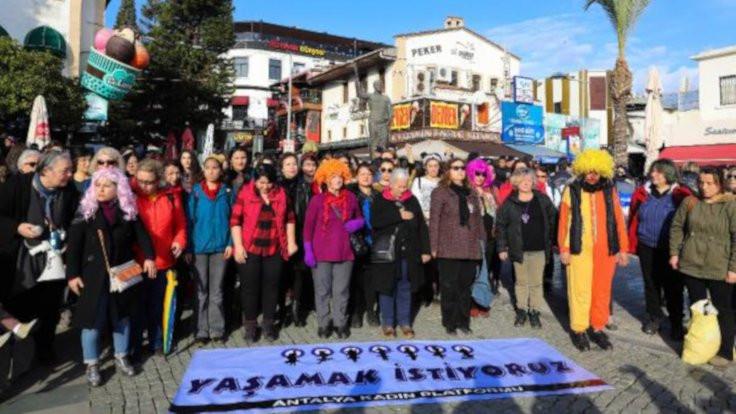Antalya'da Las Tesis engellendi