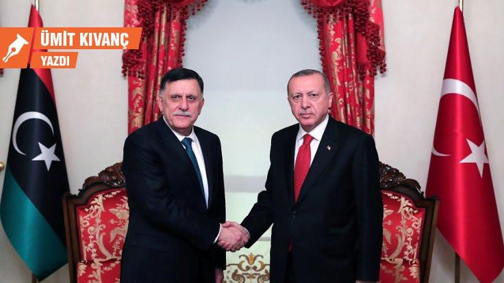 Mustafa Kemal, Libya, Osmanlı, biz...