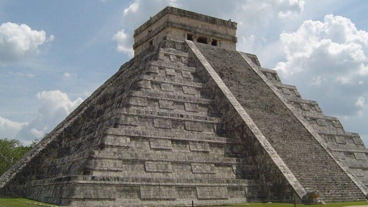 Antik Maya sarayı bulundu