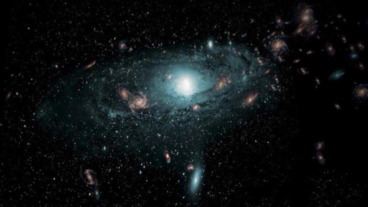 Yanıp sönen ışıklar uzaylı sinyali olabilir