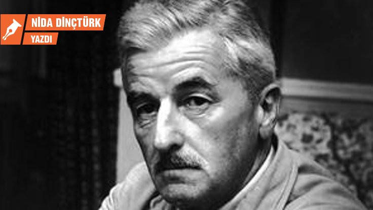 Faulkner'ın 'çılgın' biçim denemesi