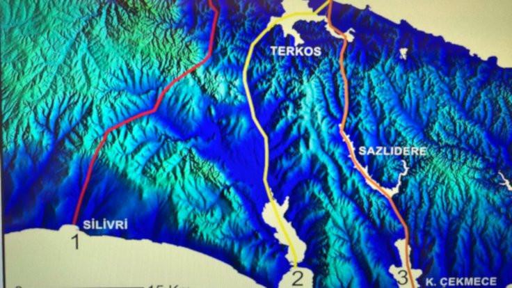 Prof. Görür uyardı: Kanal deprem riskini artırır