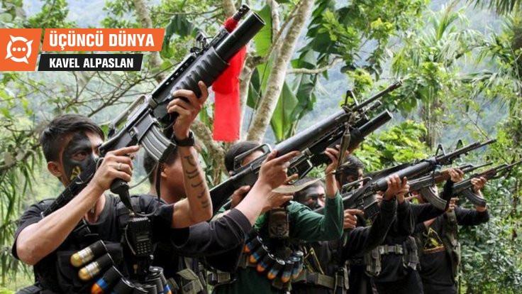 Filipinler'de Duterte diyaloğa çağırdı