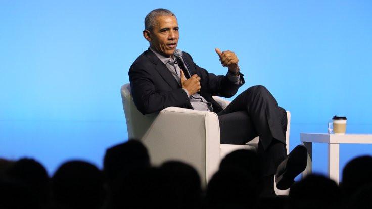 Obama: Kadınlar erkeklerden daha iyi
