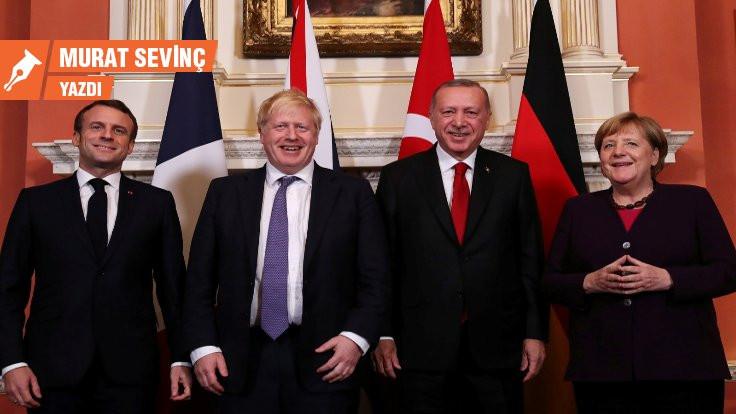 İngiltere, Fransa, Almanya ve Şahsı üzerine...