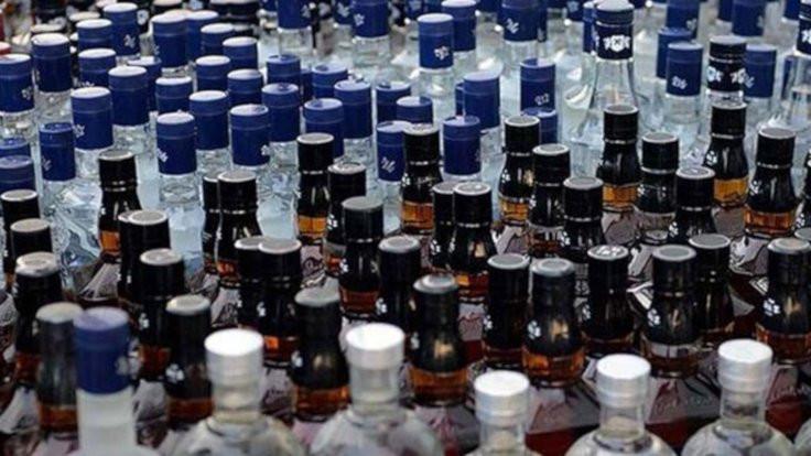 Kaçak ve sahte içki operasyonu