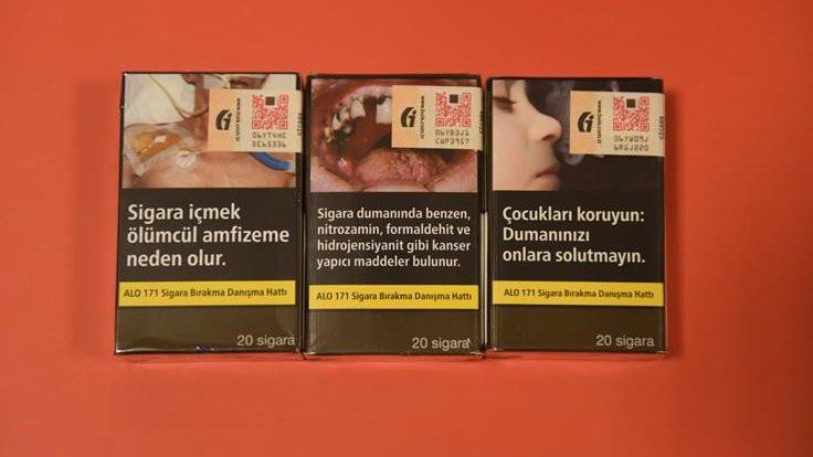 Yeni sigara paketleri nasıl olacak?