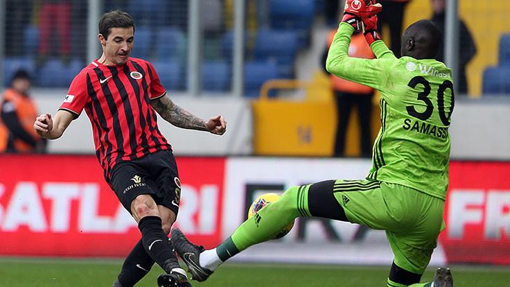 Sivasspor 7 maç sonra puan kaybetti
