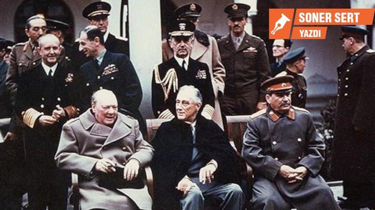 Stalin ile Churchill arasında: Londra günlükleri