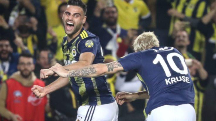 Maç sonucu: Fenerbahçe 3 - Beşiktaş 1