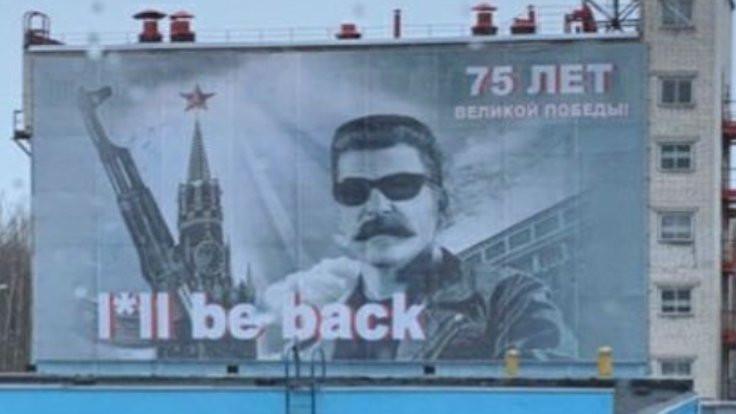Stalin Türkiye'yle yükseldi!