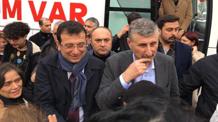 Alper Taş'tan Ekrem İmamoğlu'na sitem