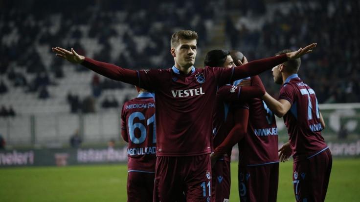 Trabzonspor Sörloth'la kazandı