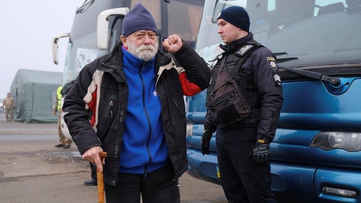 Ukrayna'da 2017'den beri ilk esir değişimi