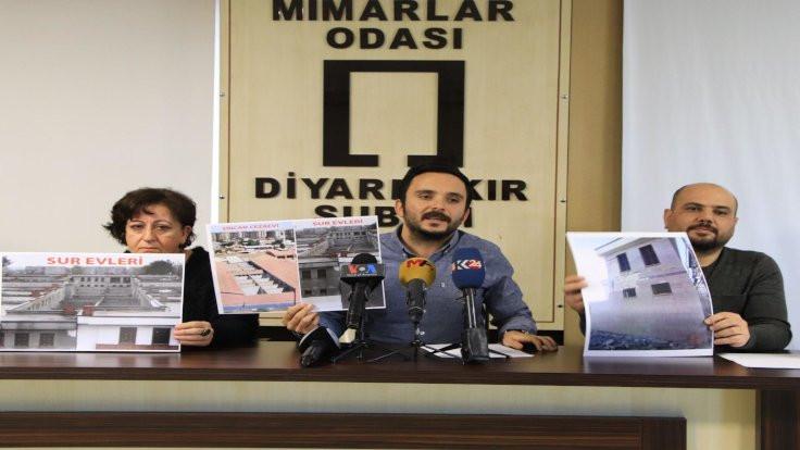 'Diyarbakır Sur'da zulüm sürüyor'