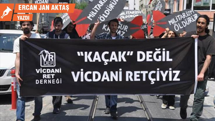 'Sivil ölüm'den 'medeni ölüm'e: Türkiye'de vicdanı ret