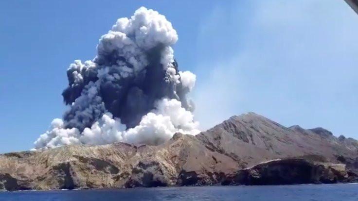 Yeni Zelanda 'yanardağ turizmi'ni tartışıyor
