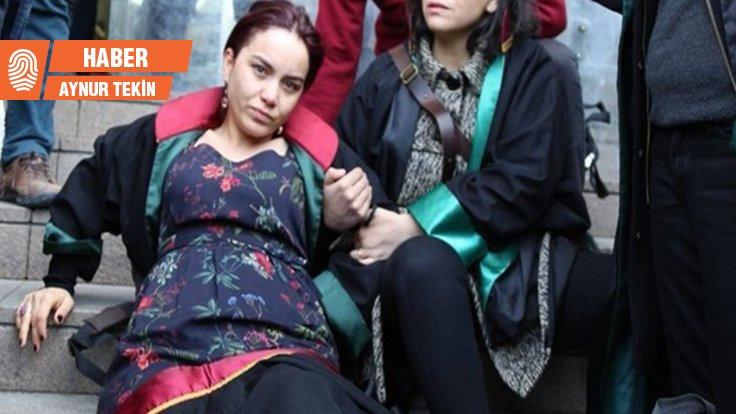 Avukat Zeycan Balcı, belini kıran polisle yüzleşti