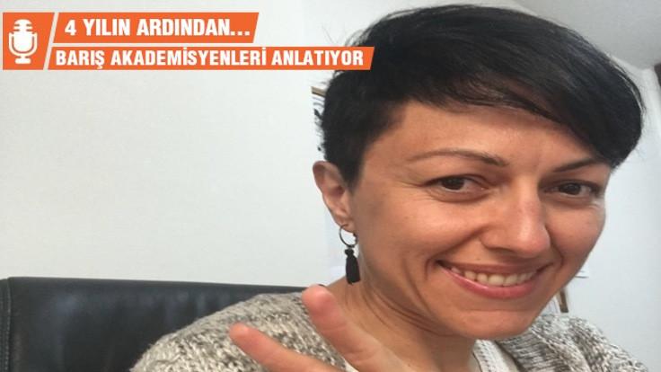 Elif Sandal Önal: Bir daha geri dönmeyeceğim...
