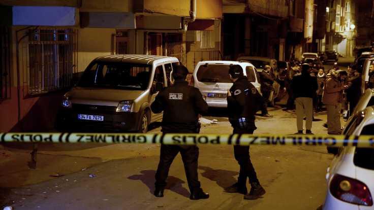 Beyoğlu'nda iki binada patlama