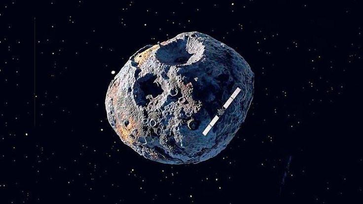 NASA'da çalışan Umut Yıldız: Uzaydan altın değil taş getirsek de değerli