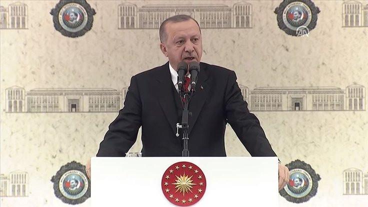 Erdoğan: MİT, Libya'da üzerine düşeni yapıyor