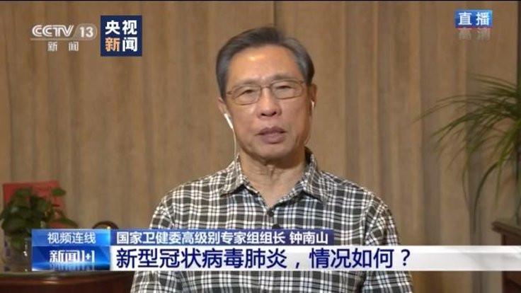 Çin'in virüsle mücadelesi 'SARS savaşçısı'na emanet