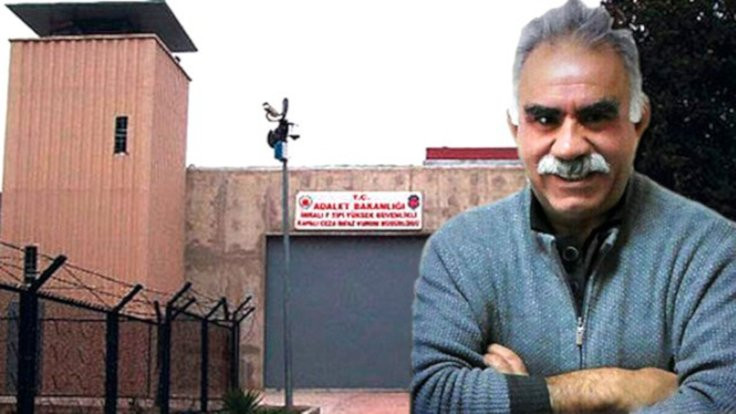 Anayasa Mahkemesi'ne Öcalan başvurusu