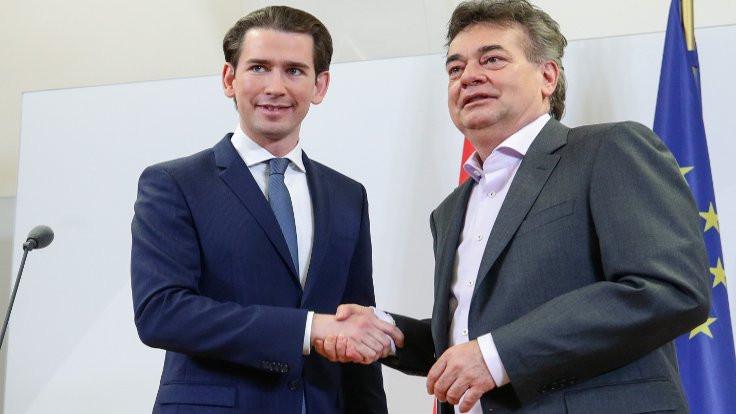 Avusturya'da bir sol parti ilk kez koalisyon ortağı